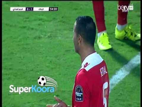 اهداف مباراة ( الزمالك 3-0 النجم الساحلي ) كأس الإتحاد الأفريقي 2015