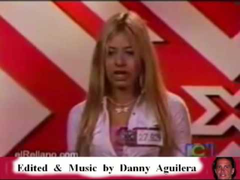Very Funny Factor X - Britney Spears Colombiana