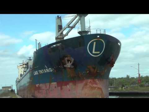 Great Lakes Ships in Action Summer 2014