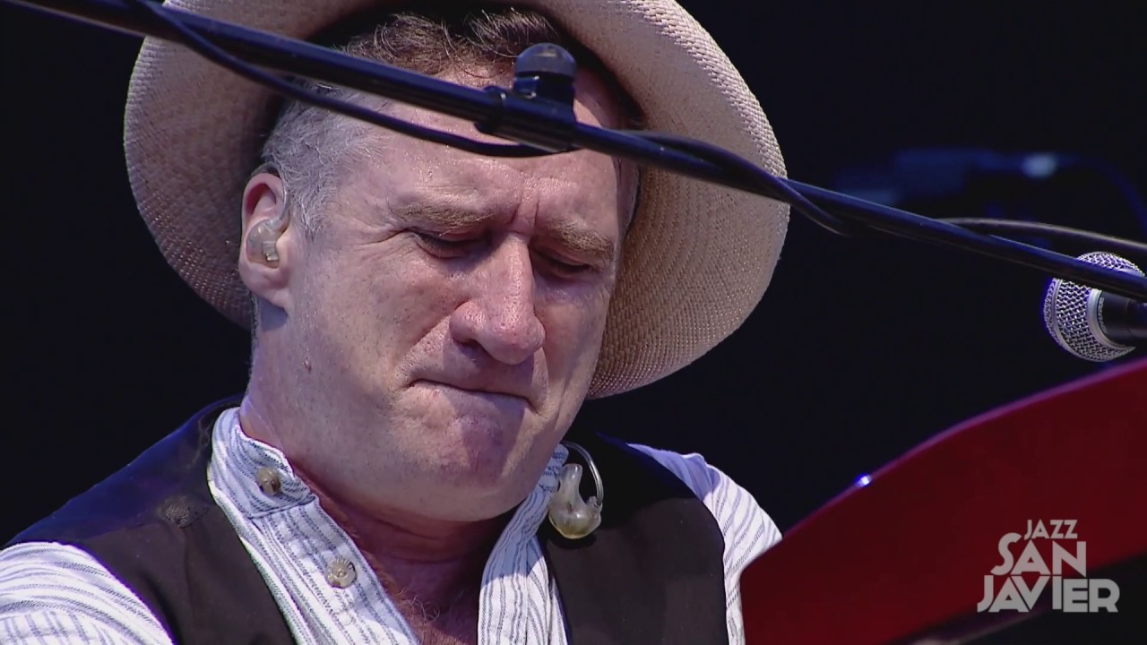 JON CLEARY & THE ABSOLUTE MONSTER GENTLEMEN. JAZZ SAN JAVIER 2016