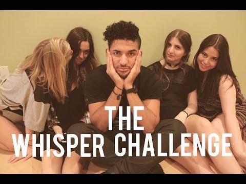 THE WHISPER CHALLENGE!
