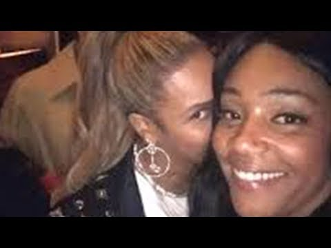 Who Bit Beyonce In The Face!? Mystery SOLVED!