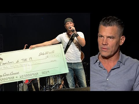 Josh Brolin & Dierks Bentley Have a Special Connection to