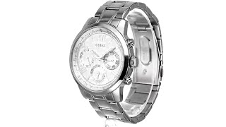 GUESS Women's U0330L3 Stainless Steel Watch