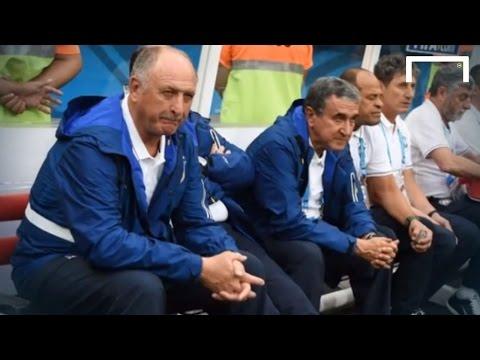 Scolari resigns as Brazil coach