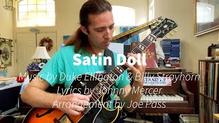 Satin Doll, arrangement by Joe Pass