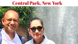 Times Square || Central Park, NYC # 2, New York || দেখুন আমেরিকার পার্ক