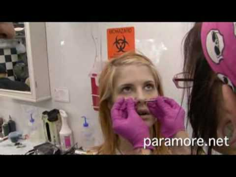 Piercing Time Taylor And Hayley