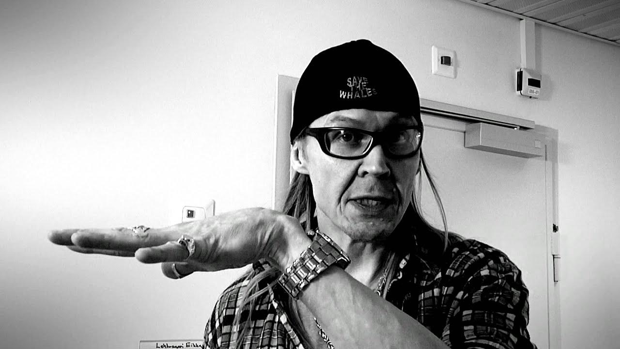 Eikka Lehtosaari Nuorena