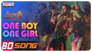One Boy One Girl 8D SONG MAJILI Naga Chaitanya Samantha