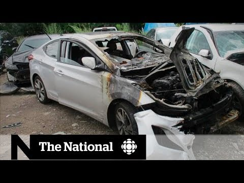 Car fires across Canada have automakers on the hot seat | CBC Go Public