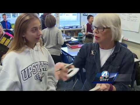 Spartanburg Day School teacher wins Golden Apple