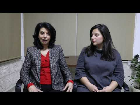 Hana and Dima Shahin, Empowered Mother... Empowered Family... Empowered Daughter