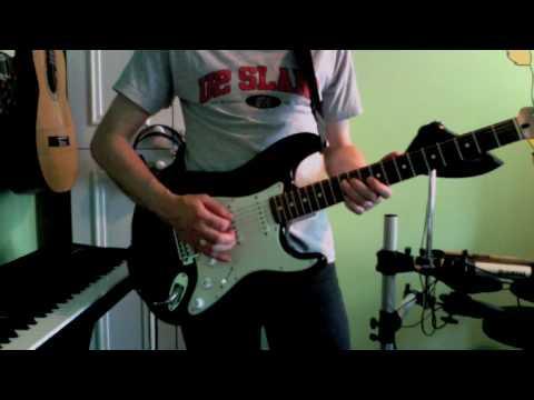 U2 Bad guitar tutorial + tabs