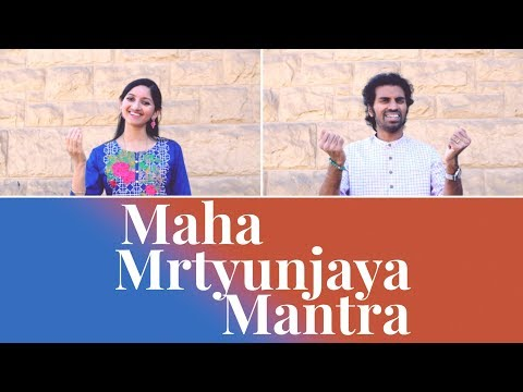 Maha Mrityunjaya Mantra (with Lyrics) - Aks & Lakshmi