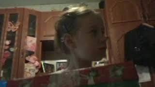 розпакування посилки від поей двоюрідної сестри Альоны,їй 19 років!