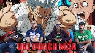 Garou vs EVERYONE! One Punch Man Season 2 Episode 10 REACTION/REVIEW