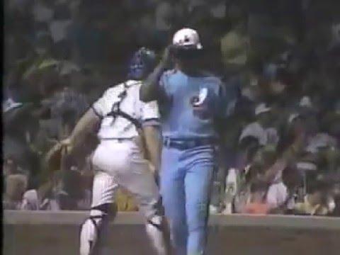 8/13/91 Expos at Cubs