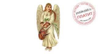 Рисуем ангела погагово   Как поэтапно карандашом нарисовать красивого ангела(как нарисовать ангела, как нарисовать ангела поэтапно, как нарисовать ангела карандашом, как нарисовать..., 2014-07-31T03:49:19.000Z)