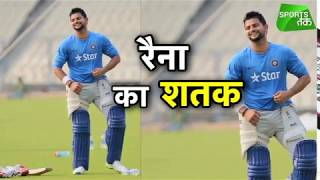 Suresh Raina, Leading From The Front  | Sports Tak