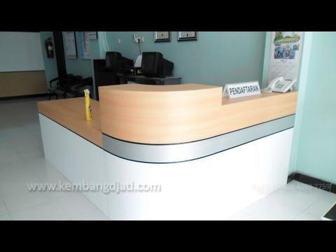 Meja CS Semarang | Meja Customer Service | Custom Office Furniture Semarang | 081390840100