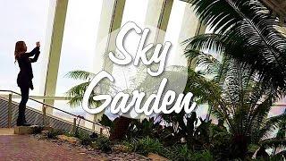 Sky Garden London - Beautiful Views Above My Favourite City