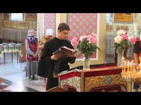 Как правильно читать апостол на литургии