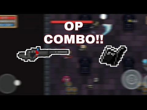 """*OP* Combo """"Soul Calibre"""" and """"Death Note""""   Soul Knight 2.4.1"""