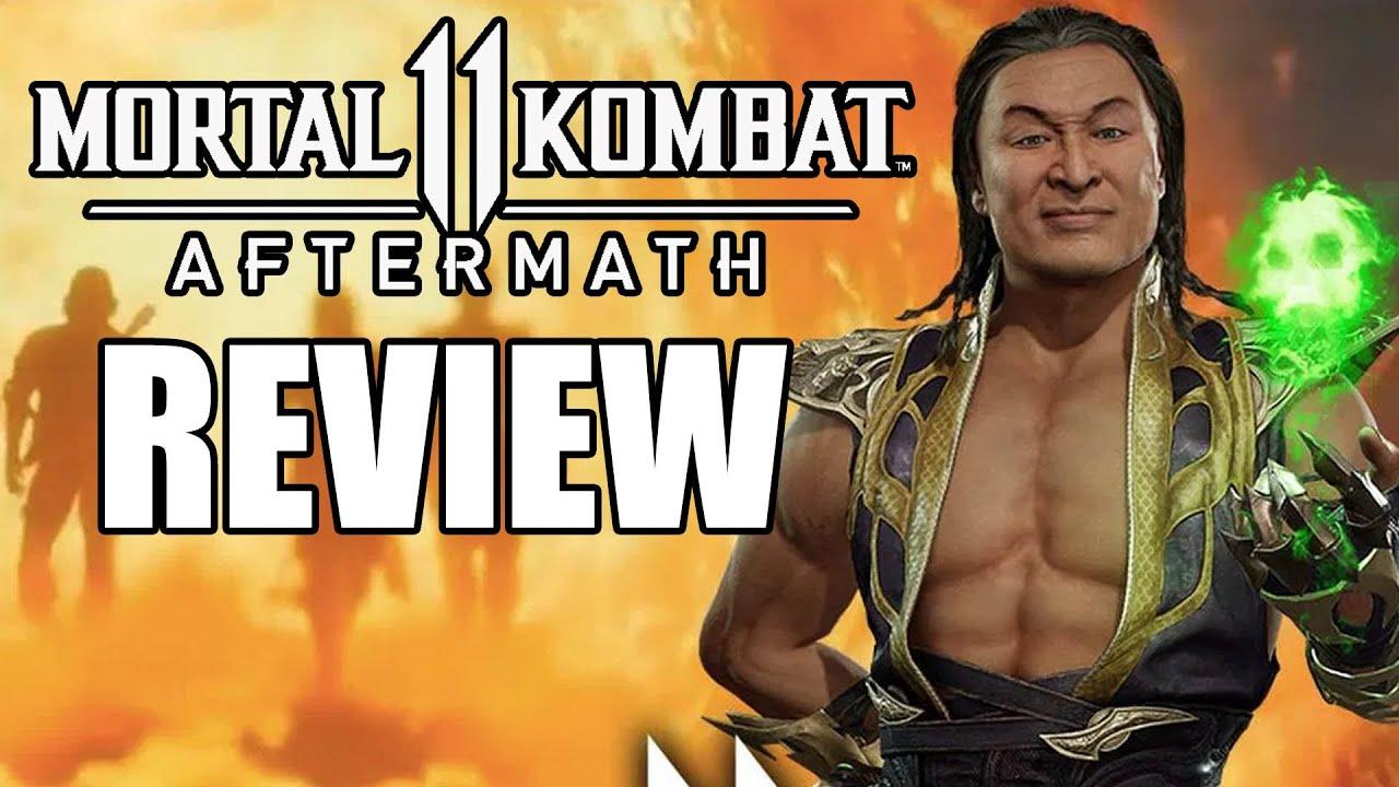 Mortal Kombat 11: Aftermath Review - The Final Verdict - GamingBolt