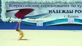 Надежды России, Казань, 01.12.14, Иванова Мария