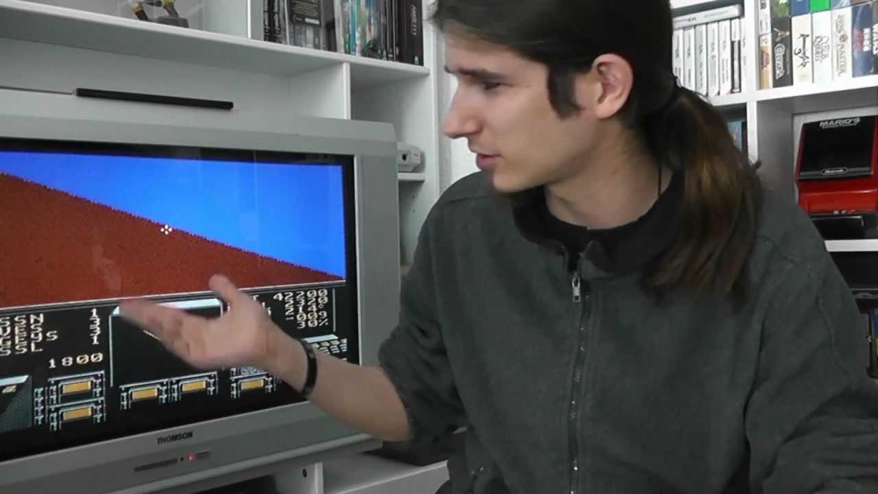 Download NES Mother Ship joystick review