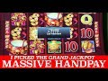 OVER $10K GRAND JACKPOT ON DANCING DRUMS @ Graton Casino | NorCal Slot Guy