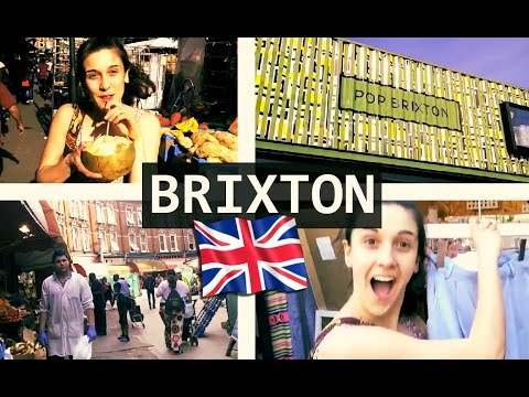 Top Things To Do in LONDON | Brixton