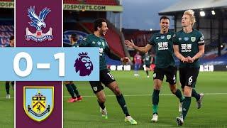 Mee's Fantastic Header | The Goals | Crystal Palace V Burnley 2019/20