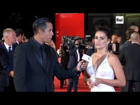 Venezia 74 - Il Red Carpet Di Javier Bardem E Penélope Cruz