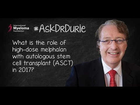what-is-the-role-of-high-dose-melphalan-with-autologous-stem-cell-transplant-(asct)-in-2017?