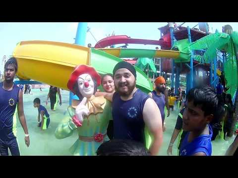 Visit to blue world kanpur theme water park