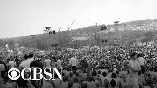 "CBS News Radio's ""Back to the Garden"" special commemorates Woodstock anniversary"