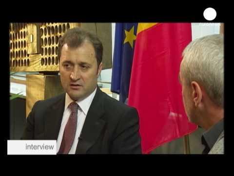 Vlad Filat: Moldávia pró-europeísta