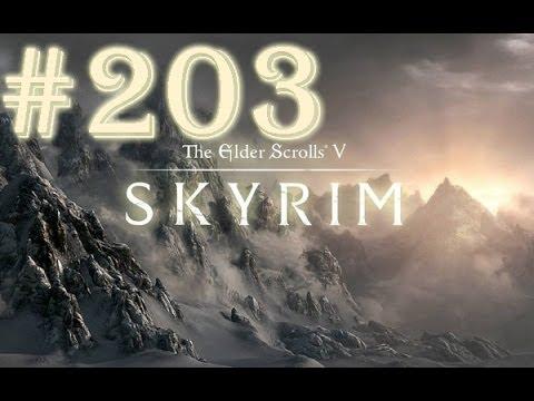Прохождение Skyrim - часть 203 (Маленькая Хельги)