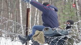«Военная приемка» на границе. Часть 2. Юг