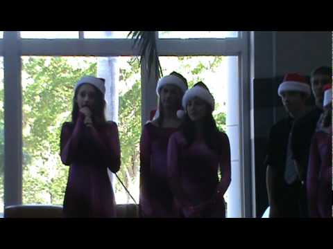 White Christmas And Merry Christmas Darling