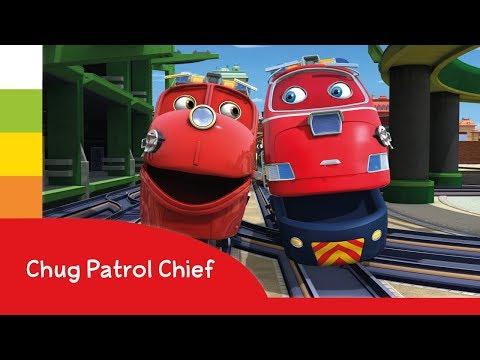 🇺🇸  Chuggington US  Chug Patrol Chief   Cartoon for Kids