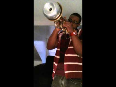 (Trumpet Cover by Mike Burton) Pharrell - Happy
