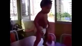 Video Lucu bayi - gak lucu gak usah bayar dah..