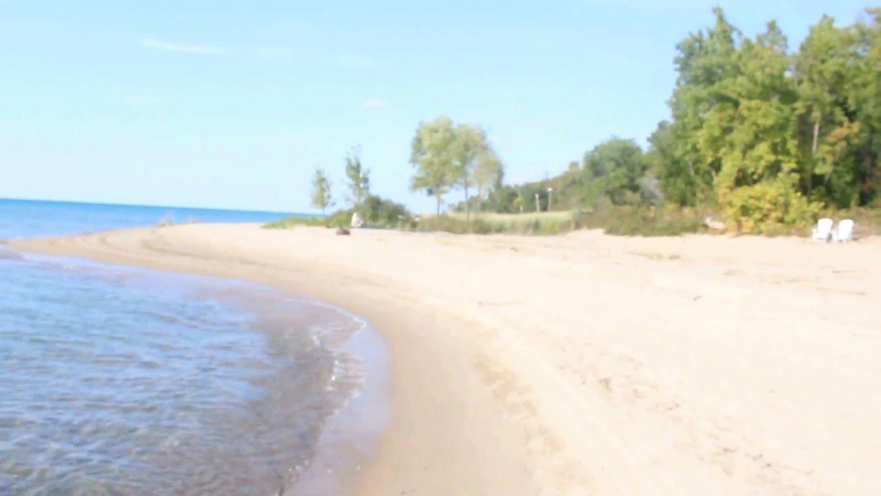 Lake Huron Ontraio Best Beached