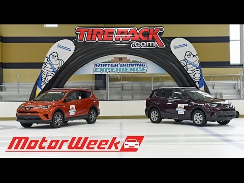 First Look: Michelin & Tire Rack Winter Driving Experience