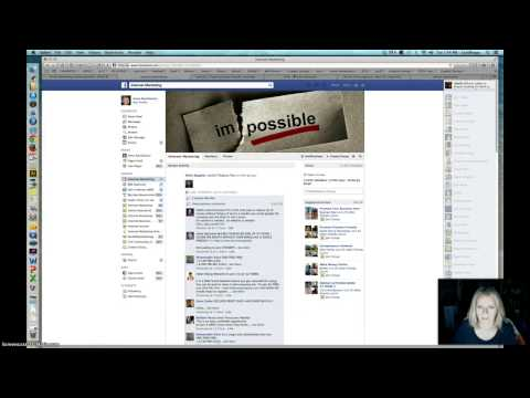 How To Use FACEBOOK To Advertise Your Business For FREE!