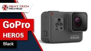 GoPro HERO5 Black Product Review  – NTR