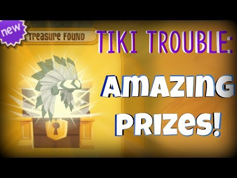 CRAZY PRIZES! ll Tiki Trouble [NEW Adventure 2017]